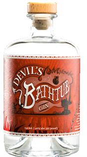 Devil's Bathtub Gin 750ml